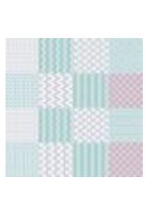 Papel De Parede Autocolante Rolo 0,58 X 3M - Azulejo Geometrico 28496517