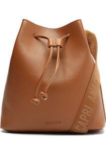 Bolsa Feminina Bucket Alça Larga Inverno Anacapri C500120376
