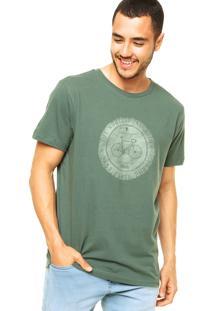 Camiseta Richards Noblest Verde