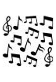 Adesivo De Parede - Kit Notas Musicais - 006Ms-M