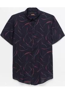 Camisa Com Estampa