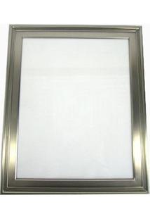 Porta Retrato 20X25Cm Metal Prata
