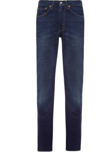 Calça Masculina 514 Straight - Azul