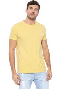 Camiseta Richards Sax Amarela