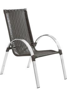 Cadeira Driely I Marrom