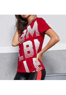 Blusa Labellamafia Team Red