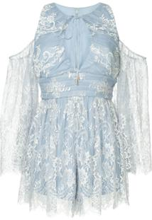 Alice Mccall Hold Up Playsuit - Azul