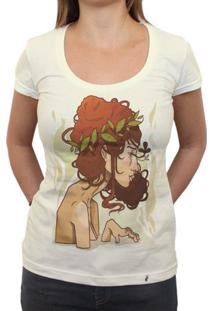 Hidropônica - Camiseta Clássica Feminina