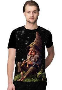 Camiseta Stompy Psicodelica23 Masculina - Masculino