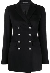 Tagliatore Double-Breasted Jacket - Preto