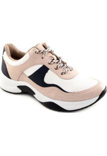 537050edb64 ... Tênis Dakota Dad Sneaker Feminino - Feminino-Rosa+Azul