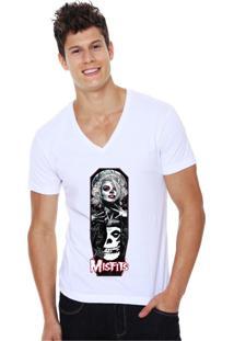 Camiseta Triztam Branca 236