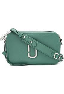 Marc Jacobs Bolsa Transversal Softshot 21 - Verde
