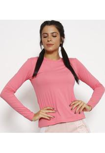 Blusa Lisa - Rosa Claro - Patrapatra