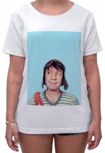 Camiseta Impermanence Estampada Chaves Feminina - Feminino