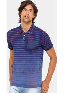 Camisa Polo Colcci Lavada Masculina - Masculino