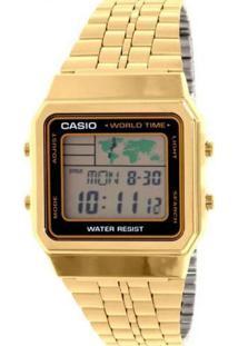 13f773fcad3f3 Relógio Digital Amarelo Casio feminino   Gostei e agora