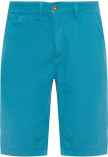 Bermuda Masculina Cotlin - Azul