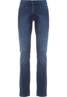 Calça Masculina Jeans Super Skinny - Azul