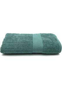 Toalha De Banho Gigante Buddemeyer Fio Penteado 90X150 Verde