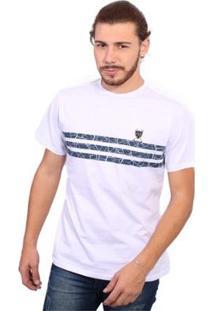 Camiseta New York Polo Club - Masculino-Branco