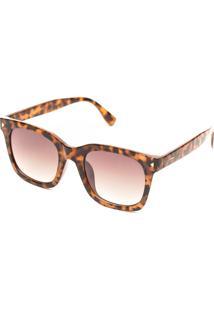 Óculos De Sol Flanela Tom Escuro feminino   Gostei e agora  d2e23dab1b