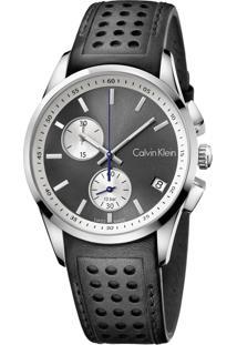 Relógio Calvin Klein K5A371C3 Prata