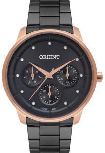 Relógio Orient Feminino Swarovski Ftssm050G1Px