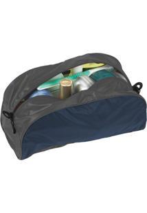 Necessaire Para Viagem Sea To Summit Toiletry Bag Azul