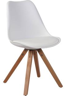 Cadeira Ligia Branca Rivatti Móveis