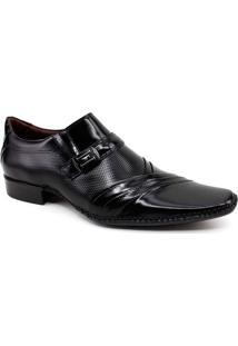 Sapato Social Masculino Gofer 0751 Couro - Masculino