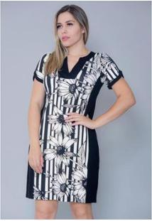Vestido Imagivan Curto Feminino - Feminino