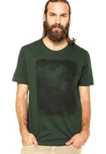 Camiseta M. Officer Leaf Verde