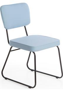 Cadeira Lucy - Azul