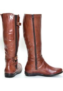 Bota Feminina Atron Shoes - 9304 - Marrom
