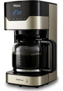 Cafeteira Touch Preto Philco 127V Pcfd38Ch