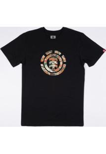Camiseta Element Sawtooth Masculina - Masculino