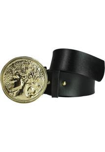 Cinto Higher Greek Coin Dourado