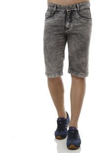 Bermuda Jeans Masculina Elétron - Masculino