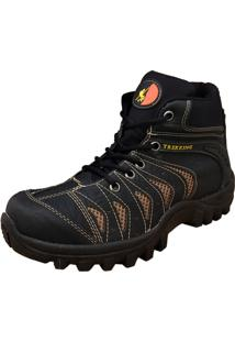 Bota Avenue Adventure Preto