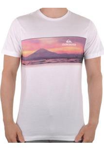 Camiseta Quiksilver Fuji Fuji - Masculino