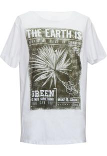 Camiseta Mormaii Earth Now - Masculino