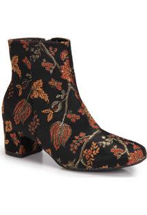 Ankle Boots Lara Jacquard - Estampado