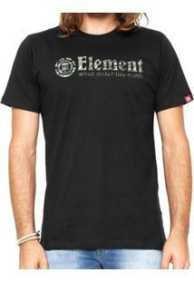 Camiseta Element Bump - Masculino