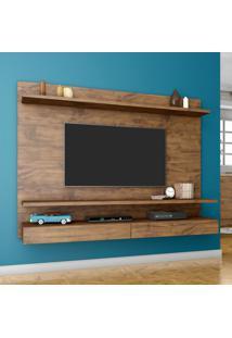 Painel Para Tv 65 Polegadas Aracitaba 2 Gv Nobre 160 Cm