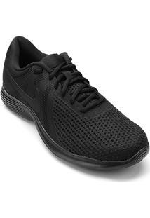 Tênis Nike Revolution 4 Feminino - Feminino-Preto