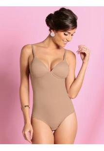 Body Modelador Feminino Chocolate