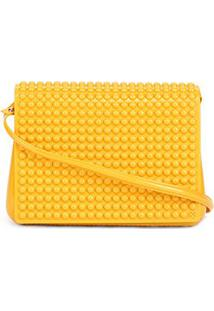 Bolsa Petite Jolie Mini Bag One Feminina - Feminino-Amarelo