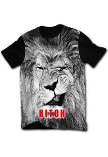 Camiseta Stompy Swag Lion Masculino - Masculino