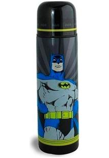 Garrafa Térmica - 500 Ml - Dc Comics - Batman - Metrópole - Unissex